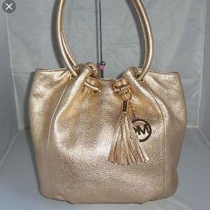 Michael Kors Bags - Michael Kors Large Ring-Handle Tote Bag